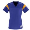 rally replica jersey- purple gold