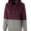 ration hoodie marron