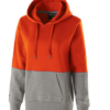 ration hoodie orange