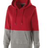 ration hoodie red