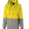 ration hoodie yellow