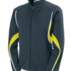 rival jacket slate power yellow