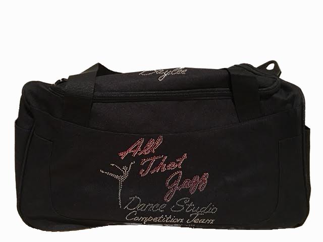 All That Jazz Dance Team Bling Douffle bag