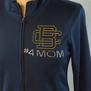 CBC bling mom jacket