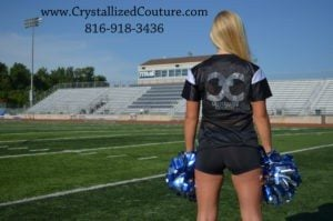 Custom Cheer Jerseys