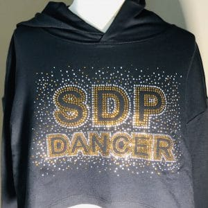 SDP Dancer Custom Dance Hoodie