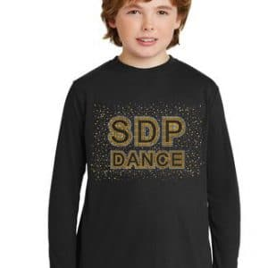 Custom dance boy shirts by Crystallized Couture