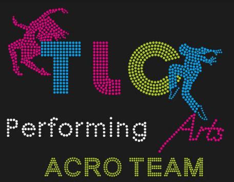 TLC Performing Arts Acro Team Apparel