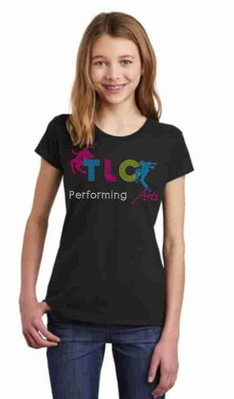 TLC performing arts bling by Crystallized Couture
