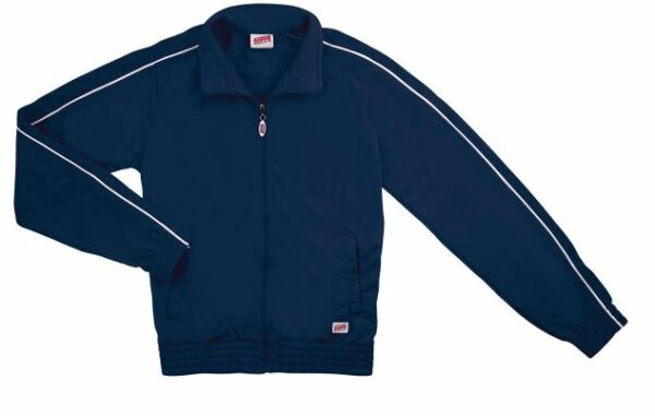 brush tricot polyester cheer team warm up
