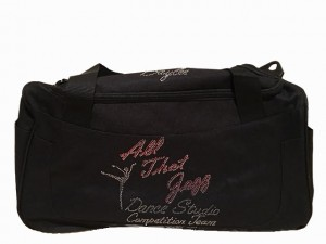 All That Jazz douffle bag