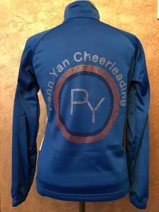 Penn Yan Cheerleaders jacket